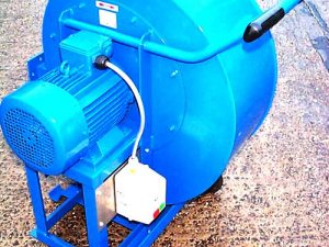 3 phase Potable Fan Unit 4hp