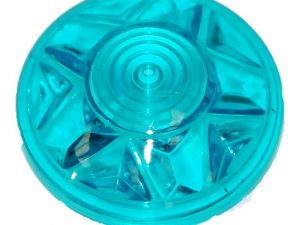 Aqua (S14) Cabochon E14 Light Cap