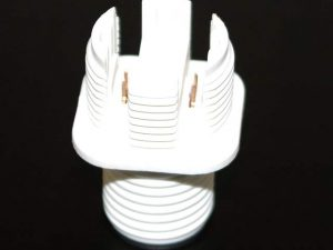 E14 Lamp Holder (non-solder)