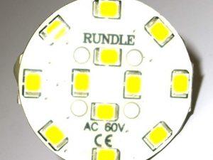 Warm White E14 60v 30mm LED Lamp