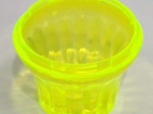 Neon Yellow (S9) Cabochon E14 Light Base