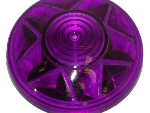 Purple (S13) Cabochon E14 Light Cap