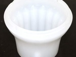 White (S2) Cabochon E10 Light Base