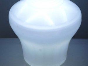 White (S2) Cabochon E10 Light Cap