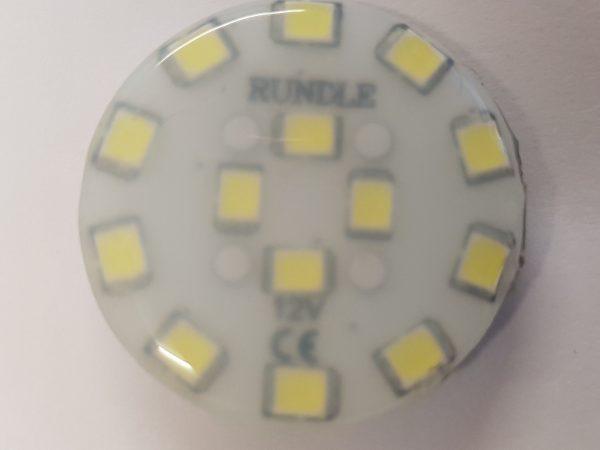 Cool White E14 12v Standard LED Lamp