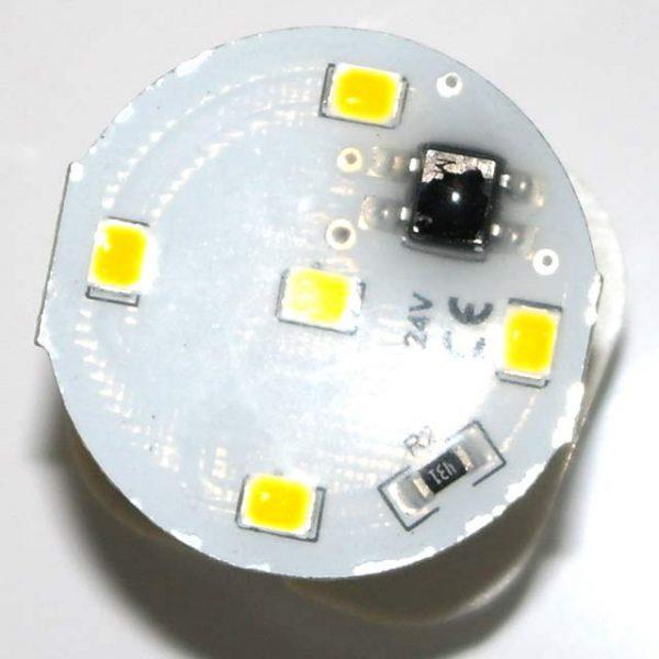 Warm Warm White E10 24v LED Lamp