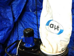APT Dust Extractor