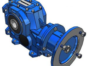 Motovario Helical Bevel B-Series 060 Gearbox