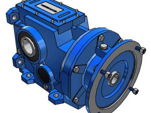 Motovario Helical Bevel B-Series 125 Gearbox