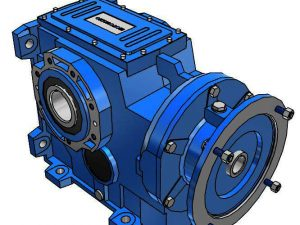 Motovario Helical Bevel B-Series 140 Gearbox