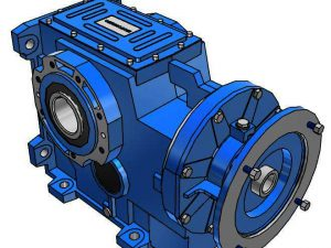 Motovario Helical Bevel B-Series 150 Gearbox
