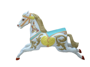 Full size Carousel Horse Hire
