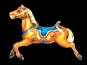 Carousel Horse – Junior Size