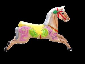 Carousel Horse – Lincoln Parade