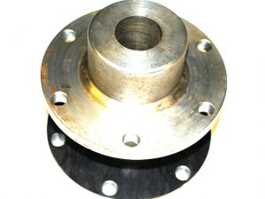 Spacer and Plate for Carousel Drive Gear