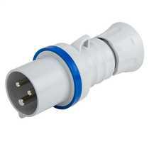 16A 2P+E 230V Trailing Plug IP44