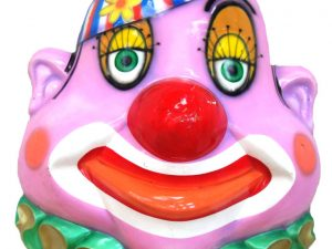 Chubby Clown Display