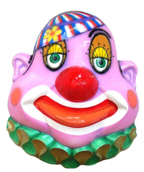 Chubby the clown display