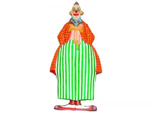 Tall Clown Display