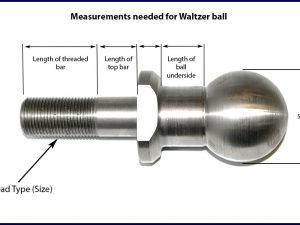 Waltzer Ball Joint