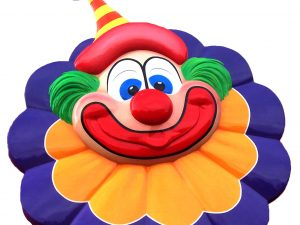 Wicksteed Clown