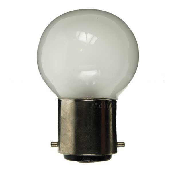 Bus Bulb 38X53 12V 24W B22D