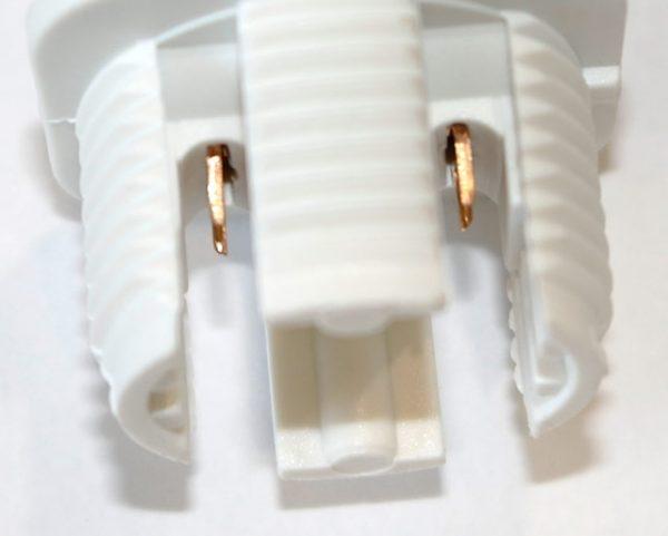 Lamp Holder and Nut Set E14