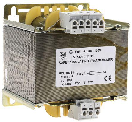12v AC Transformer 150Va