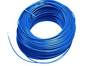 LED ConnectingTri Rated Panel Wire Blue 1.5mm