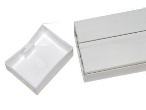 Plastic End Cap for Lighting Profile