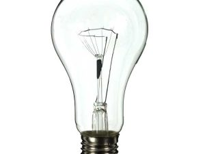 GLS Light Bulb 110V 200W E27 Clear
