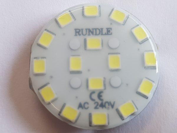 Warm White E14 240v 30mm LED Lamp