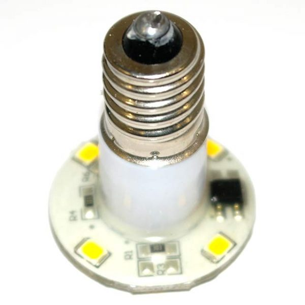 Warm Warm White E14 240v 30mm LED Lamp