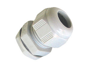16mm White Cable Gland