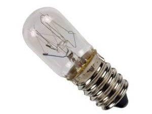10w 240v E14 16×54 Light Bulb