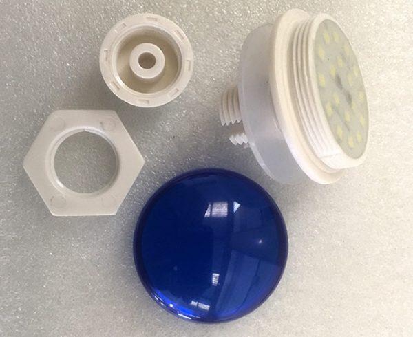 Flat Cap LED Complete Set