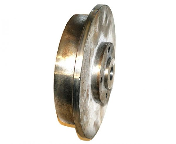 wheel set for Ital Resina train