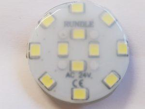 Warm White E14 24v 30mm LED Lamp
