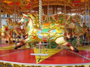 Carousel Galloper Spares