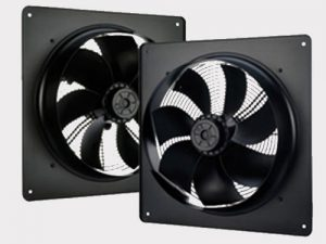 Single Phase-12 inch Flame Proof Fan